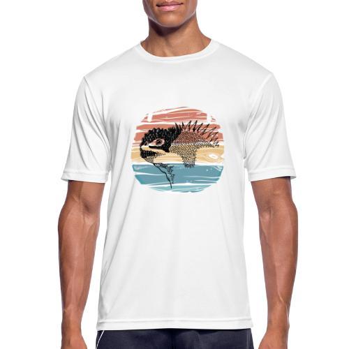 GALAPAGOS - Camiseta hombre transpirable