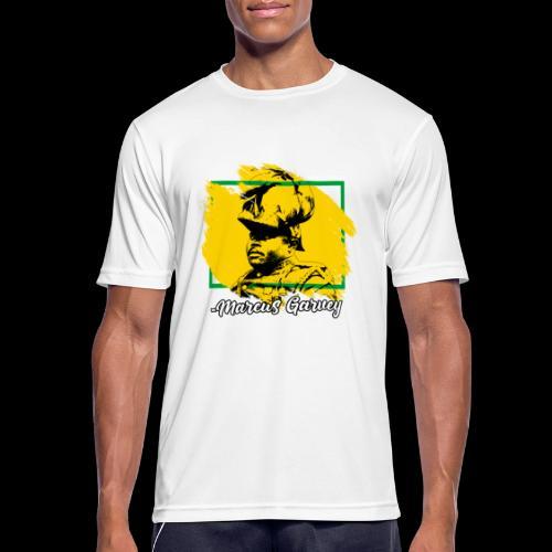 MARCUS GARVEY by Reggae-Clothing.com - Männer T-Shirt atmungsaktiv