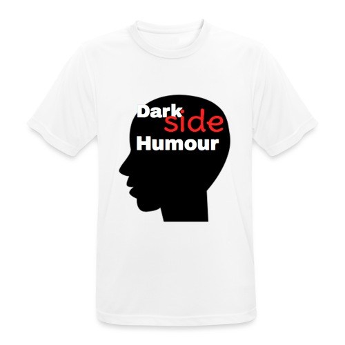 Darkside Humour - Men's Breathable T-Shirt