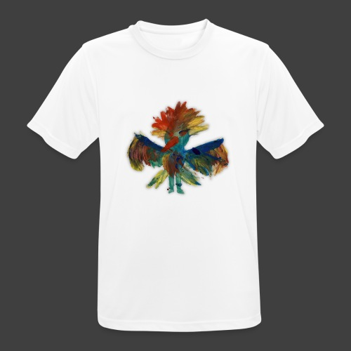 Mayas bird - Men's Breathable T-Shirt
