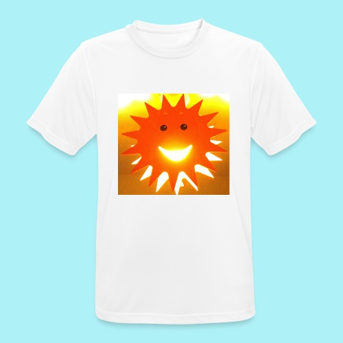 Soleil Souriant - T-shirt respirant Homme