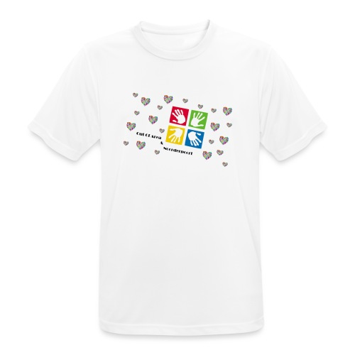 Bestsellers Out Of Area - Mannen T-shirt ademend