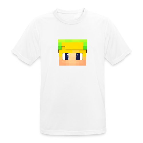 Yoshi Games Shirt - Mannen T-shirt ademend actief