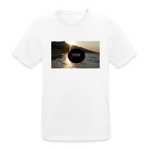Mousepad - Männer T-Shirt atmungsaktiv