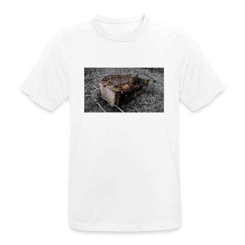 sofa 1 - Herre T-shirt svedtransporterende