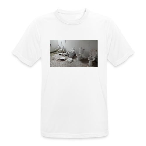 Toilets - Herre T-shirt svedtransporterende
