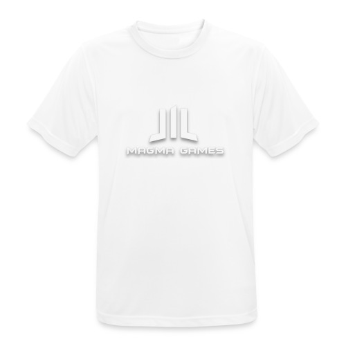Magma Games t-shirt - mannen T-shirt ademend
