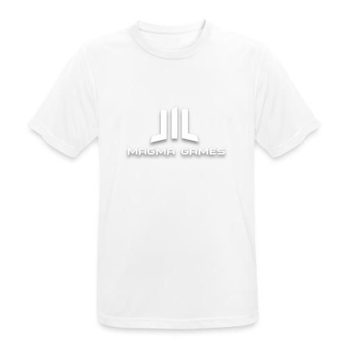 Magma Games t-shirt - Mannen T-shirt ademend actief