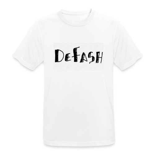 Defash1-png - T-shirt respirant Homme