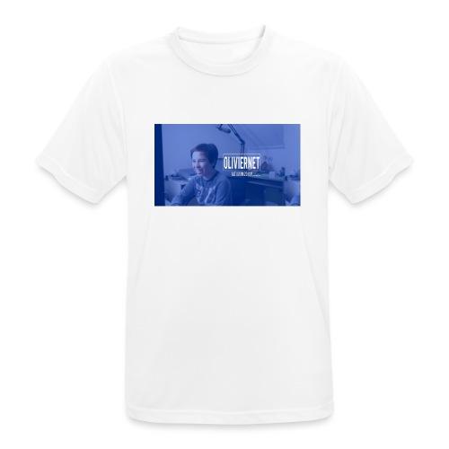 banner 3 jpg - Mannen T-shirt ademend actief