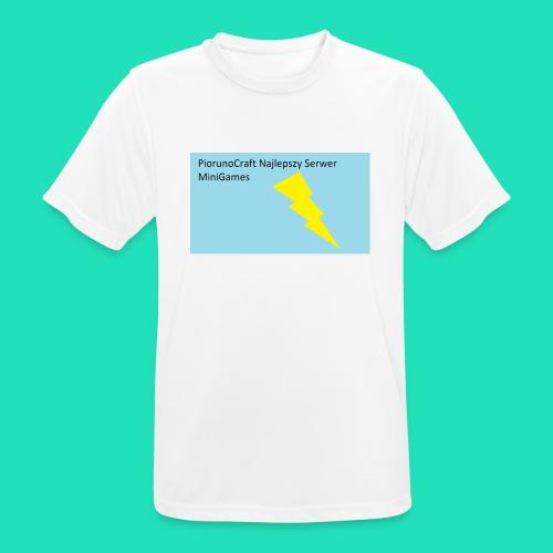 Etui Piorunowe Na Telefon 6s - Koszulka męska oddychająca