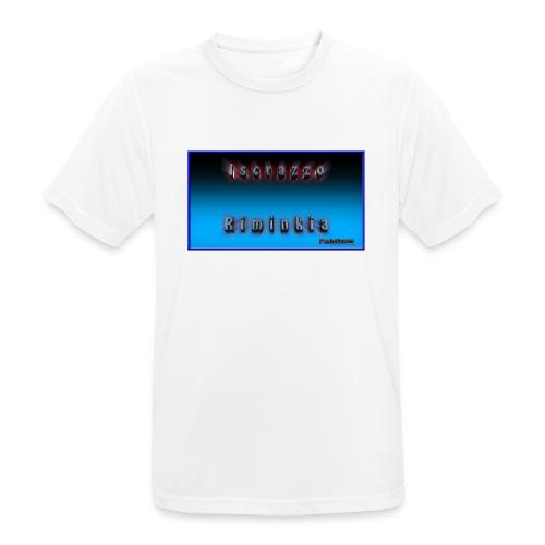 Iscrazzo_riminkia - Maglietta da uomo traspirante