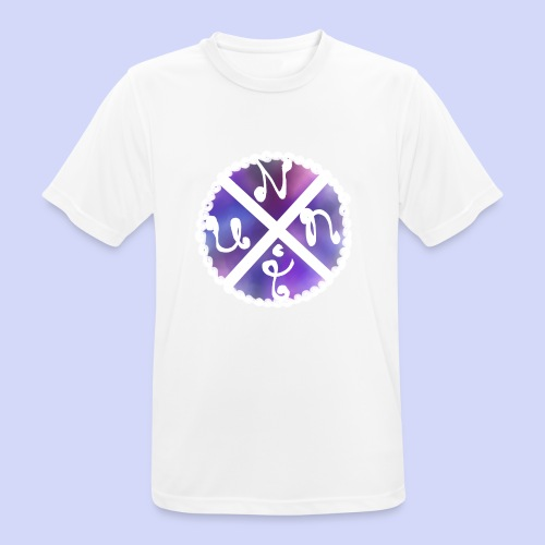 Nuni! cross, NuniDK Collection - Female top - Herre T-shirt svedtransporterende