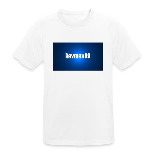 Raymax99 Herr Tröja - Andningsaktiv T-shirt herr