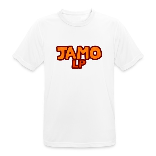 JAMOLP Logo T-shirt - Herre T-shirt svedtransporterende