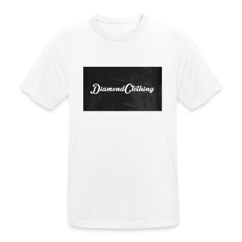 Diamond Clothing Original - Men's Breathable T-Shirt