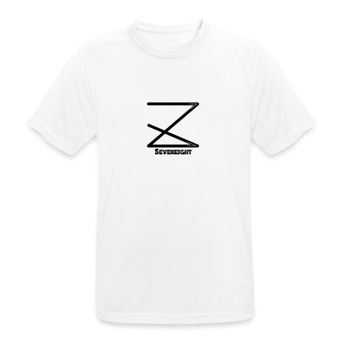 Seveneight Sweat-shirts - Männer T-Shirt atmungsaktiv
