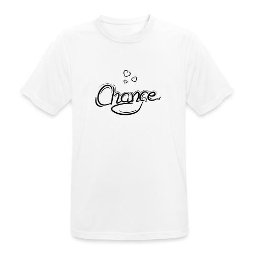 Änderung der Merch - Männer T-Shirt atmungsaktiv