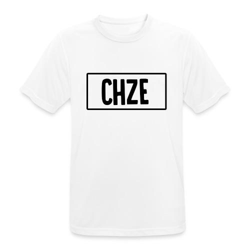 CHZE - Men's Breathable T-Shirt