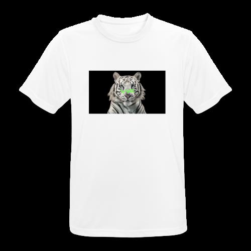 Yetiforce_Sport - Männer T-Shirt atmungsaktiv