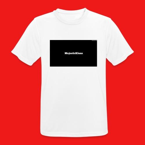 New - Herre T-shirt svedtransporterende