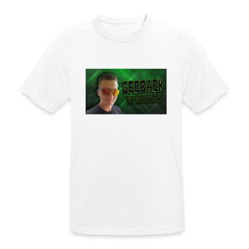 Geebaek - Herre T-shirt svedtransporterende