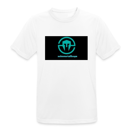xxImmortalScope throwback - Men's Breathable T-Shirt