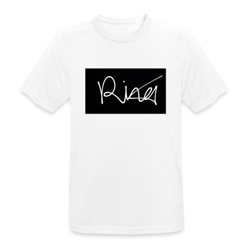 Autogramm - Männer T-Shirt atmungsaktiv
