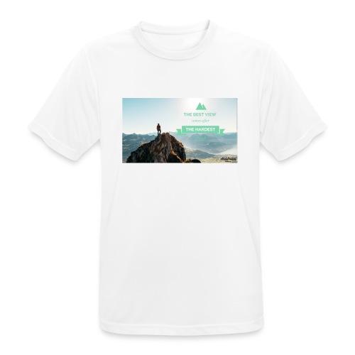 fbdjfgjf - Men's Breathable T-Shirt