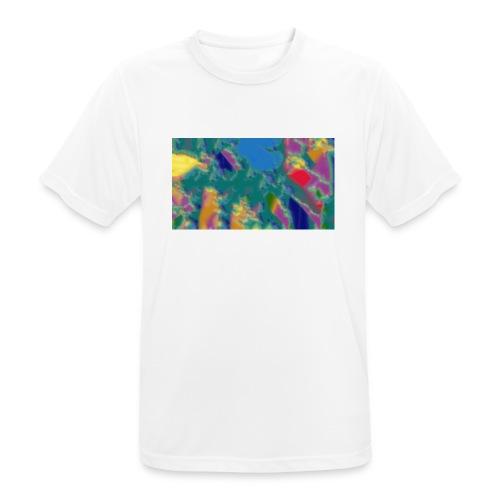 7 - Männer T-Shirt atmungsaktiv