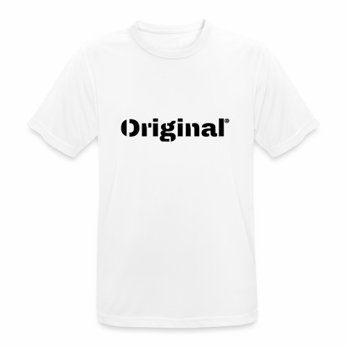 Original, by 4everDanu - Männer T-Shirt atmungsaktiv