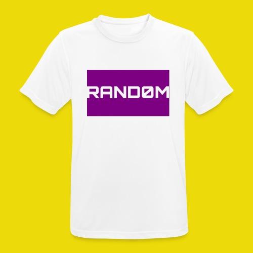 Random Logo - Men's Breathable T-Shirt
