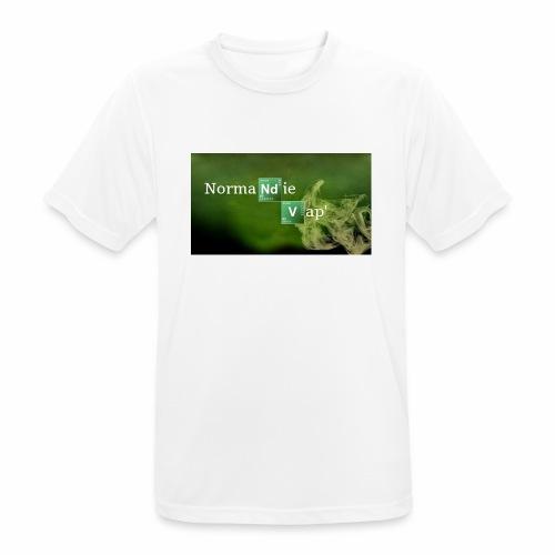 Normandie Vap' - T-shirt respirant Homme