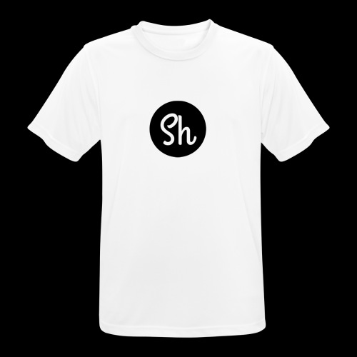 LOGO 2 - Men's Breathable T-Shirt