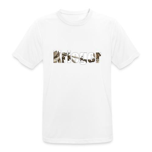 krieger - Männer T-Shirt atmungsaktiv