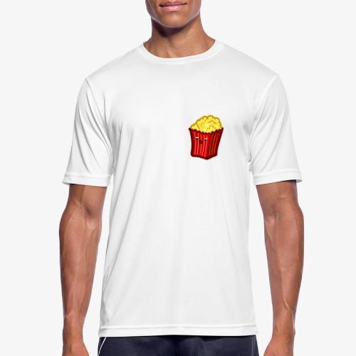 Popcorn Derp 2 - Männer T-Shirt atmungsaktiv