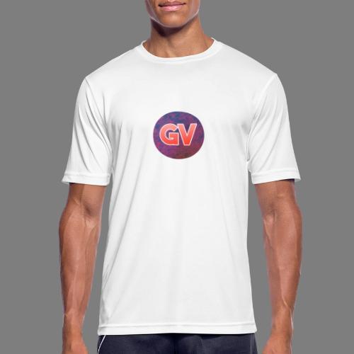 GV 2.0 - Mannen T-shirt ademend actief