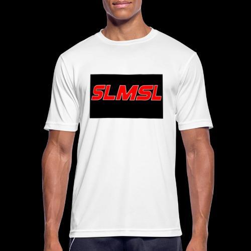 SLMSL - Männer T-Shirt atmungsaktiv