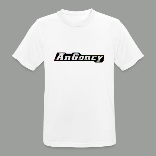 My new limited logo - Men's Breathable T-Shirt