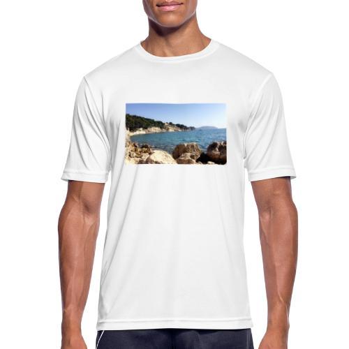 Corniche - T-shirt respirant Homme