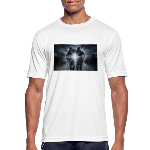free fire battlegrounds 3 - Camiseta hombre transpirable