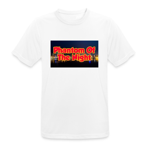 Phantom Of The Night Official Wear - Men's Breathable T-Shirt