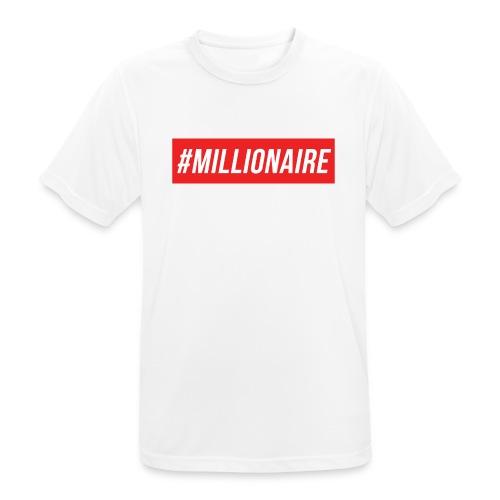 millionaire - T-shirt respirant Homme