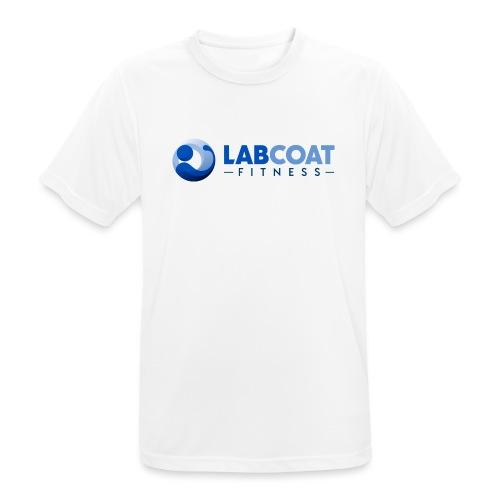 LabcCoat Logo RGB - Mannen T-shirt ademend actief
