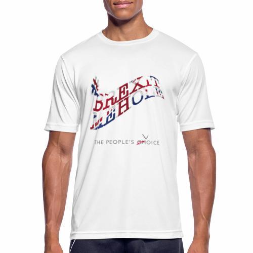 Brexitmehole - Men's Breathable T-Shirt