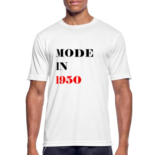MODE IN 150 - Men's Breathable T-Shirt