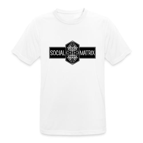 HET ORIGINEEL - Mannen T-shirt ademend actief