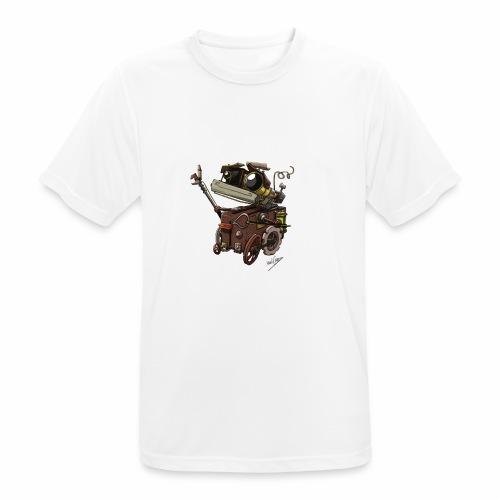 Bout 2 Robot - Men's Breathable T-Shirt