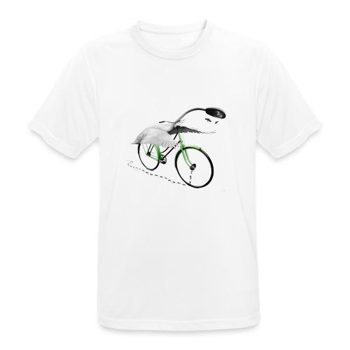 Ninho Bycicle - Maglietta da uomo traspirante