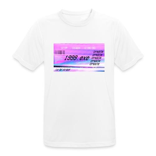 1999.exe - Camiseta hombre transpirable